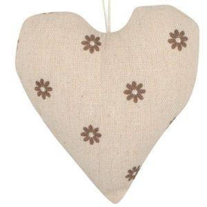 Srdce s květy