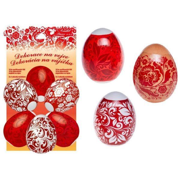 folie na vejce