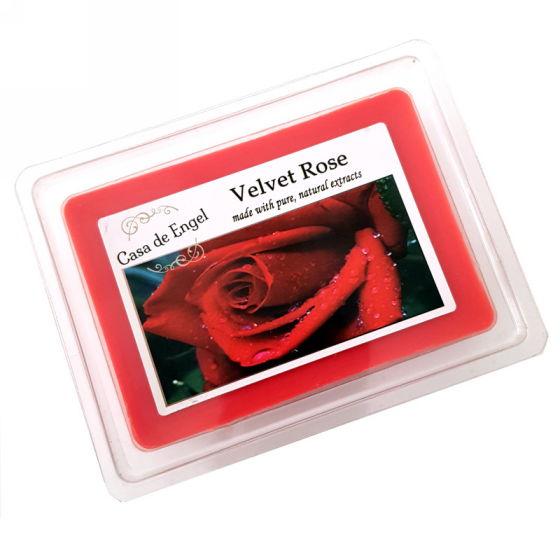 vonný vosk velvet rose