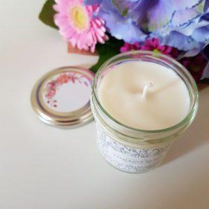 Sójová svíčka Vanilkové mléko