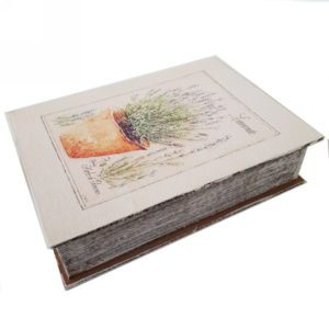 Krabička kniha