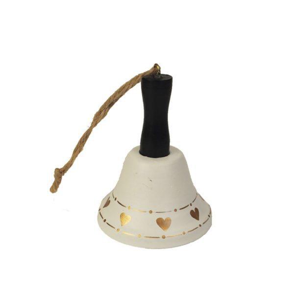 kovový zvonek